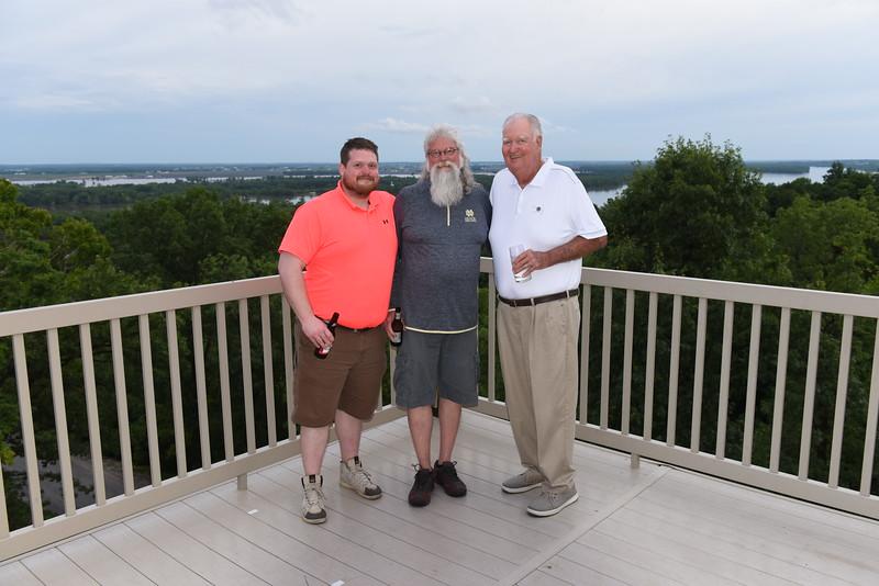 Three generations...William B III, Wm Bruce II, and William B Lorton