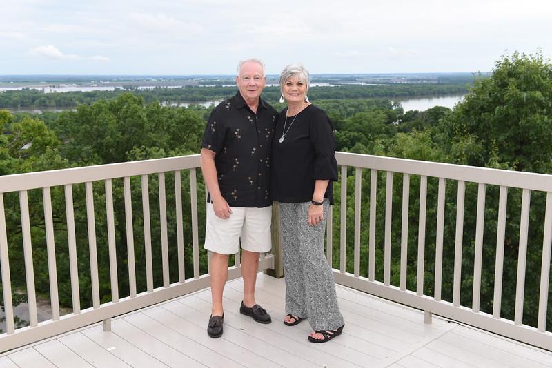(Jean's) Debbie & Eric Flock