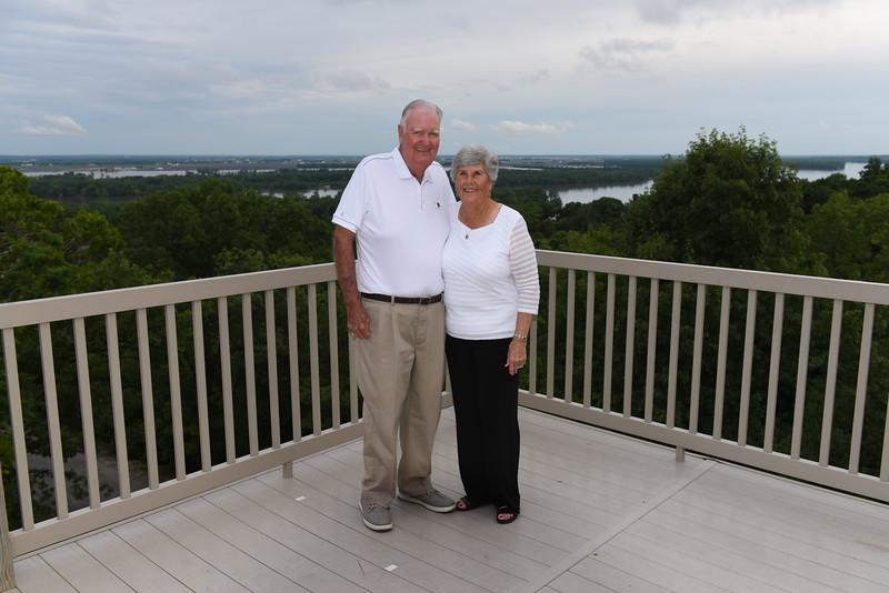 Bill & Jan Lorton, Celebrating Their 40th Wedding Anniversary