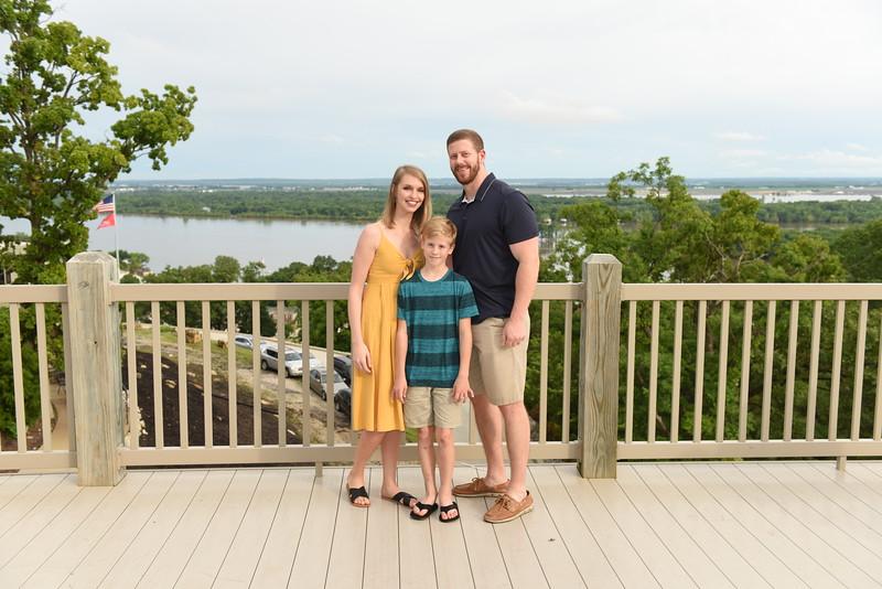 (Gregg's) Jeff & Tessa Norton w/ Graham