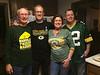 Gooooo  Packers! Win...Oh, yeah!!!