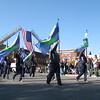 Veteran's Day Parade in Franklin
