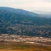 Our decent into Salt Lake City, UT.