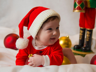 Beckett's First Christmas_4