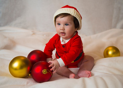 Beckett's First Christmas_6