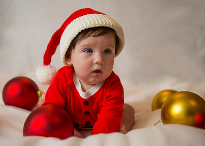 Beckett's first Christmas 023