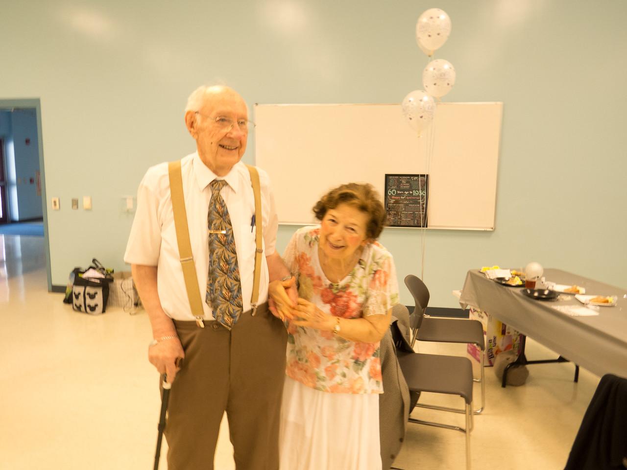 Bernie & Olga
