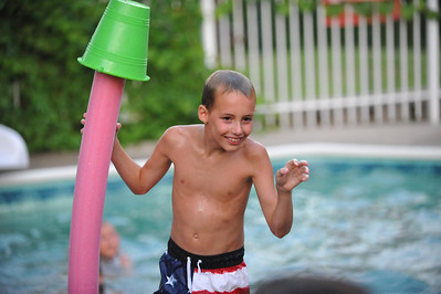 Swimming at Aunt Michele's 07-15-11 066