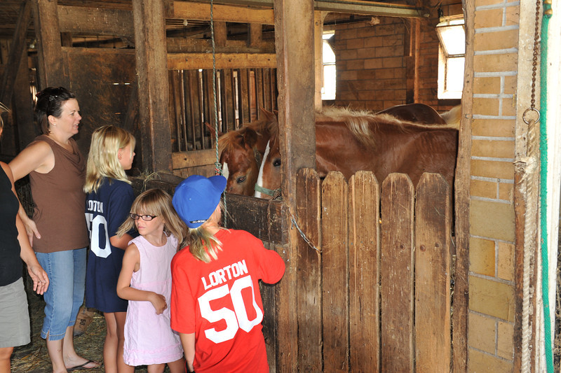 Visit to McGrew's Greentop Farms 07-16-11 001