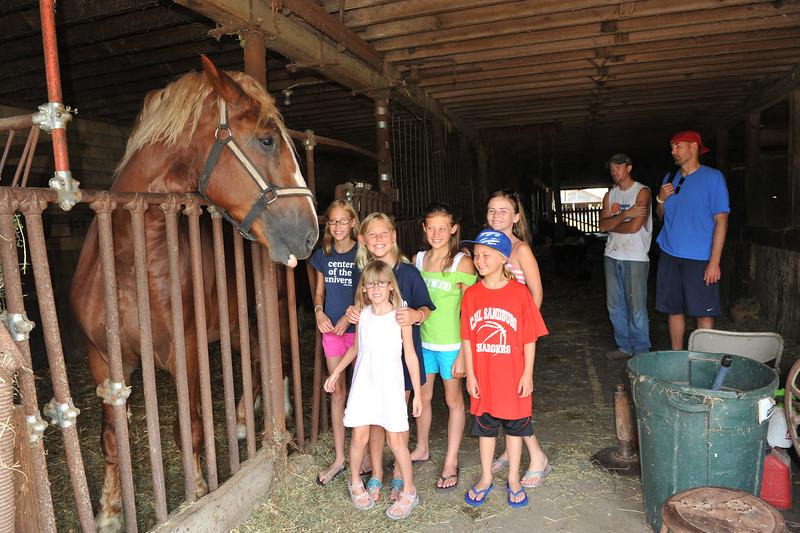 Visit to McGrew's Greentop Farms 07-16-11 026