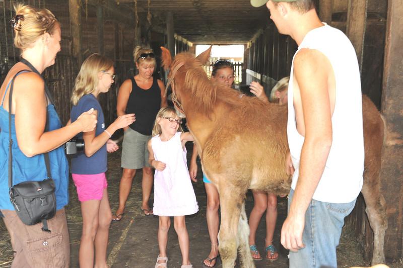 Visit to McGrew's Greentop Farms 07-16-11 013