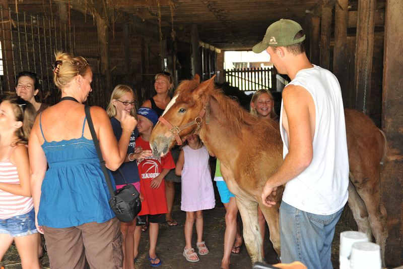 Visit to McGrew's Greentop Farms 07-16-11 012