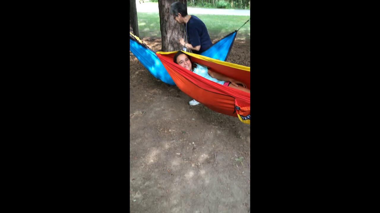 Video - hammocks
