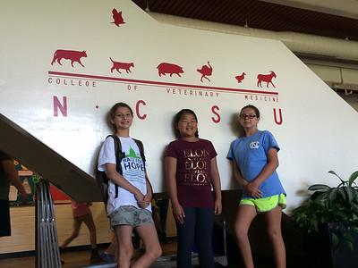 NCSU Vet School Open House