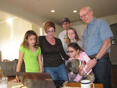 Papa's Birthday Celebration 2011