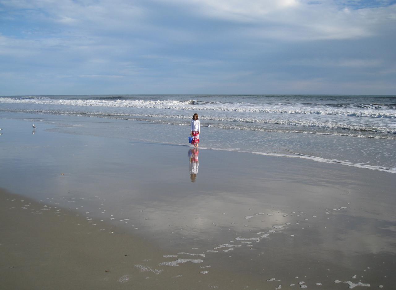 Emerald Isle<br /> December 27, 2009