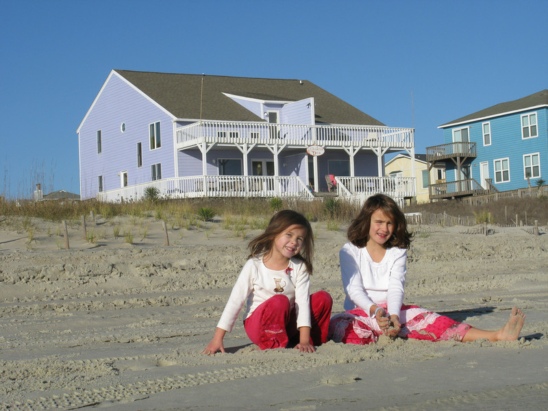 The Quarterdeck Kids<br /> Emerald Isle<br /> December 27, 2009