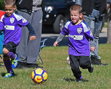 Camden at the Soccer Pitch