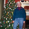 Jeane's wearing her post-plantar-fasciitis-treatment boot for the holidays.  Christmas 2009