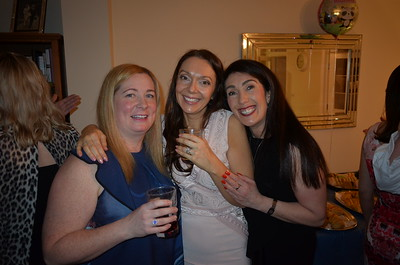 Claire's Fabulous 40th Birthday Celebration 03/17
