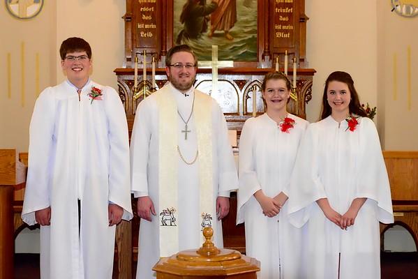 Confirmation at St. John's