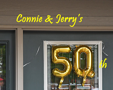 Connie & Jerry's 50th
