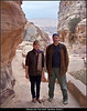 Petra, Jordan, Dakota, Ted, Nov, 2010