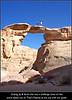 Burdah, Arch, Wadi, Rum, Jordan, Dakota, guide, Ted, Nov, 20190