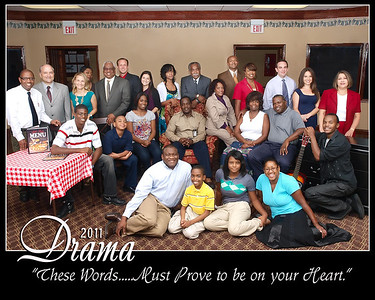 Drama 2011 These Words... Must Prove to be on Your Hearts