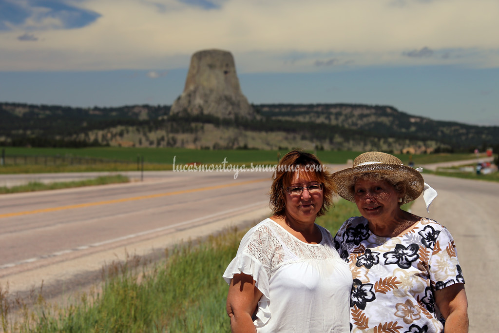 Devil's Tower, Wyoming - June 2016