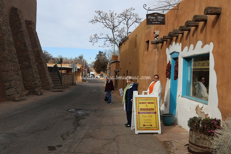 Santa Fe, New Mexico - January 2018