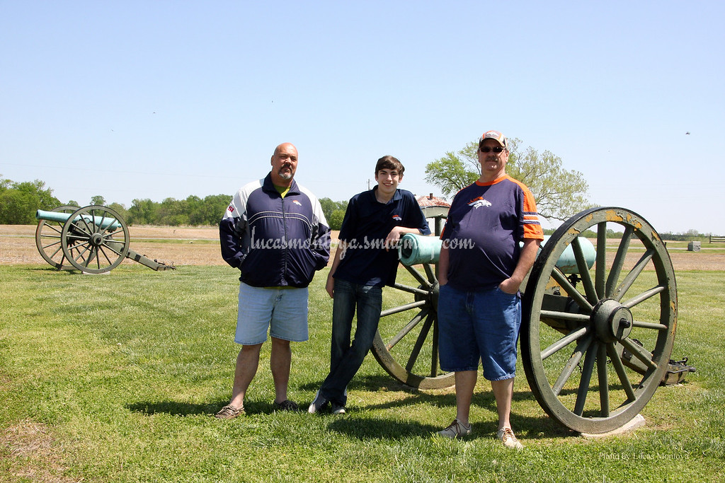 Visiting Williamsburg, Virginia - April 2015