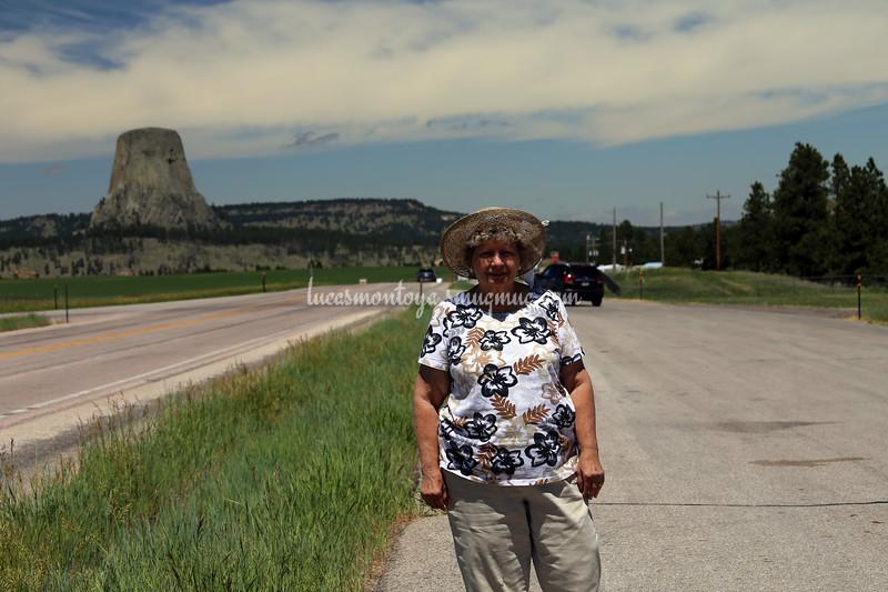 Devil's Tower, Wyoming - June 2016