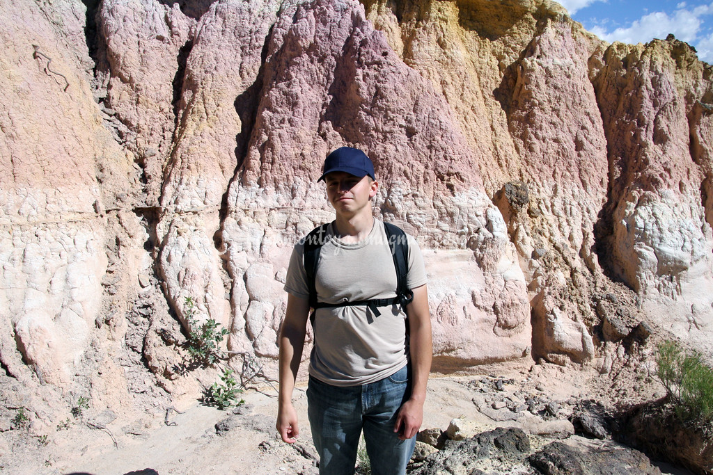 Paint Mines Interpretive Park in Calhan, Colorado - June 2014