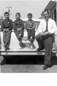 Michael, David, Mark, Freddie