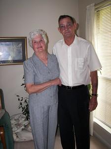 Diana Harris Talley & husband