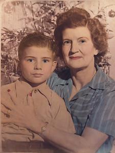 Gabe Sr & Mother
