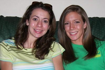 Sylvia's daughters Ashley Stapp & Robin Bowers