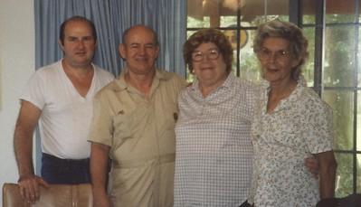 Gabe, Freddie, Helen, Blanche