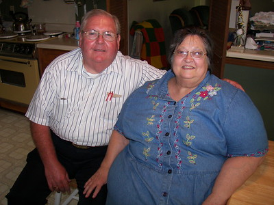 Reggie & wife Tommie