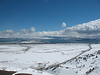 Mono Lake in Winter.