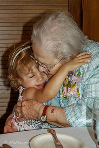 Isabella & Great-grandmother