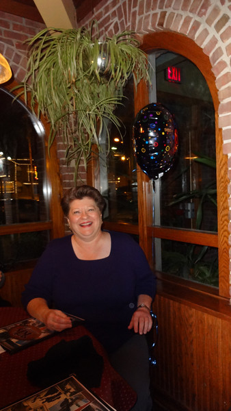 Celebrating Marsha Leistner's birthday on January 3rd, 2013!