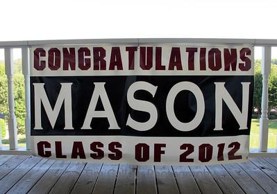 Mason's Graduation Party