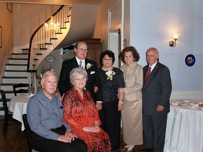 Ray Benefield, Flo Benefield, Gabe Sr, Betty Raggio, Rose Marie & Walter Morgan- May 12, 2006