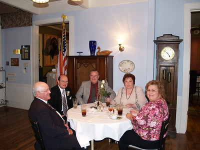 Tom Harrison, Gabe Sr, Tom Jochum, Cathrene Jochum, Pat Harrison
