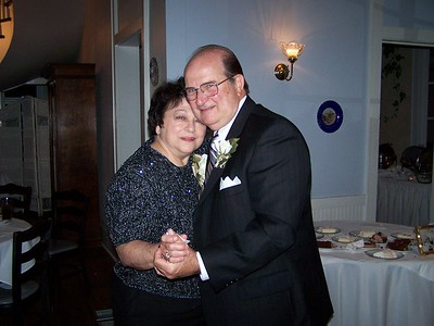 Gabe & Betty 50th Anniversary