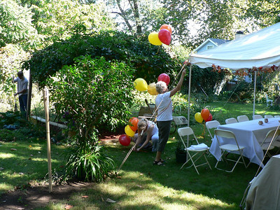 Gely's 65th birthday party