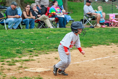 Henry, on 3rd, Ready to Run - March '12 T-Ball