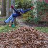 Mac Find Some Fun in Leaf Clean-up